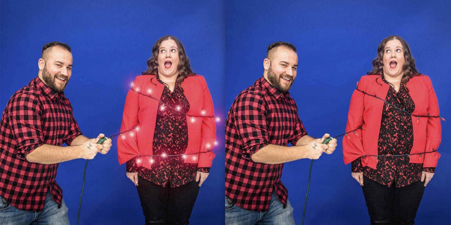 GIF vs. Stop Motion Studio Cody Caissie example of GIF Lights on and Off Cody Caissie and Erica Boota