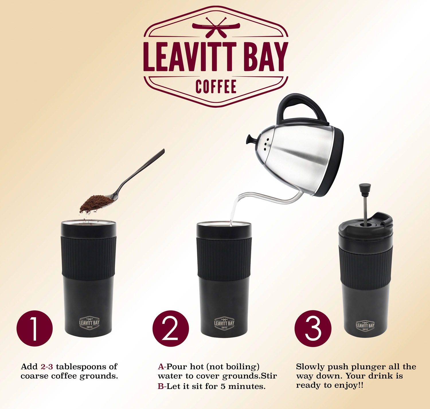 Leavitt Bay Coffee