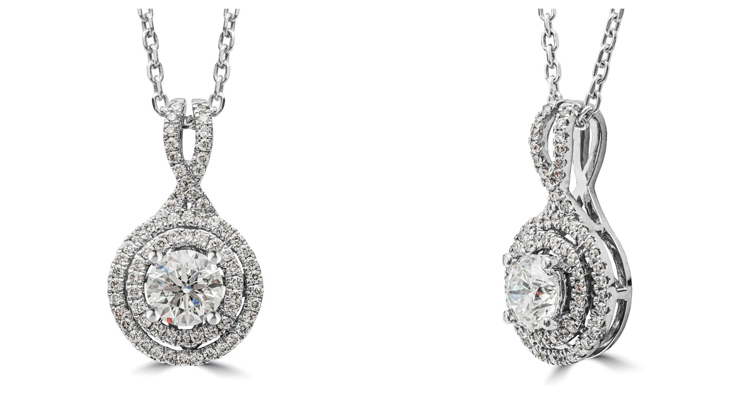 e-commerce 2019 August Majesty Diamonds necklaces photography jewelry